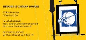 carte visite Cadran Lunaire