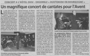 03 12 06 Hotel Dieu Cluny
